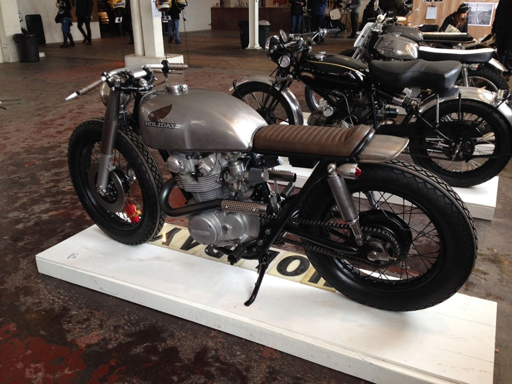 One Motorcycle Show 2014