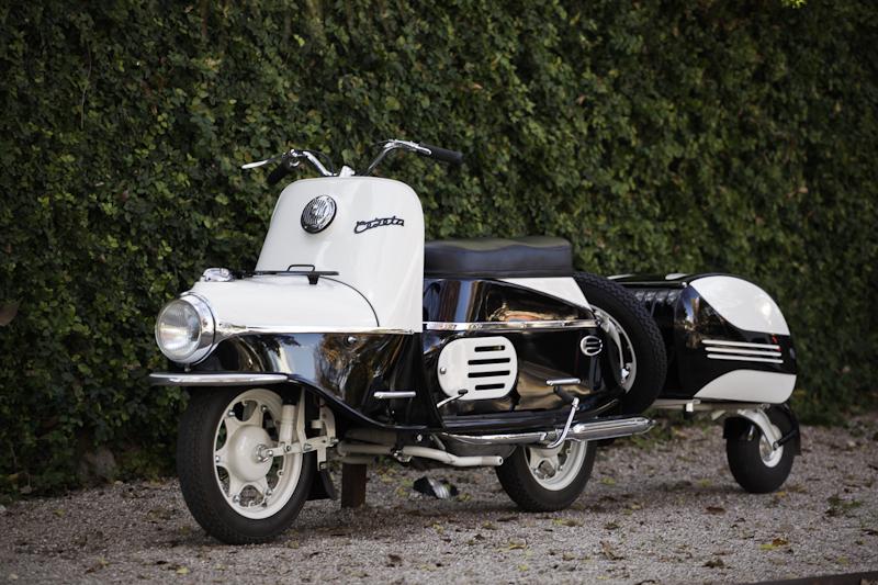 1958 CZ Cezeta 501