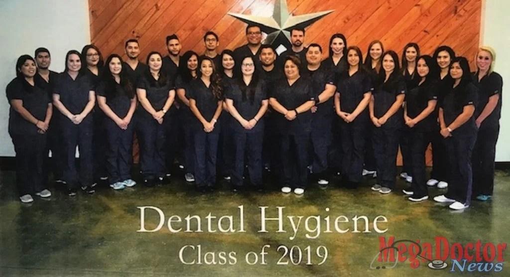TSTC Dental Hygiene Class Achieves Testing Success  Mega
