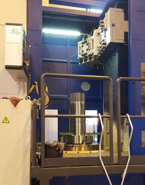 Verzahnungsfräsmaschine Höfler HF 1600L