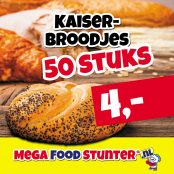 kaiserbroodjes 50 st 4
