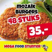 mozaik burger