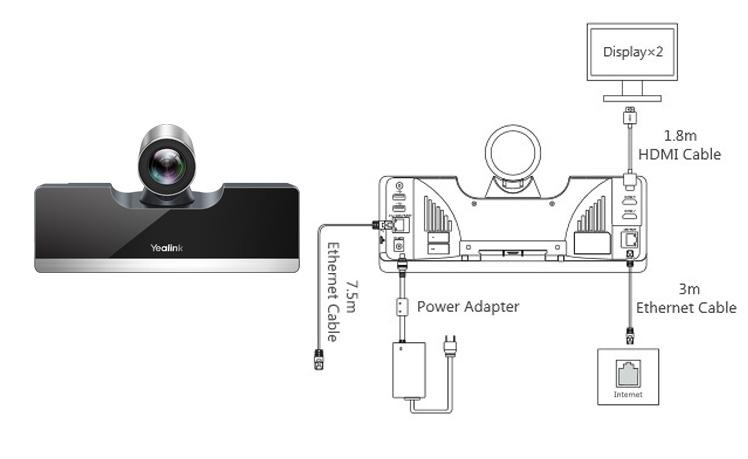 yealink vc500 camera