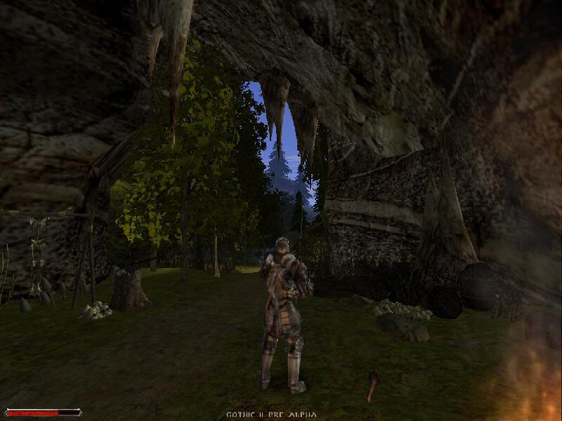 Game Fix Crack Gothic 2 V131 ENG NoDVD NoCD MegaGames