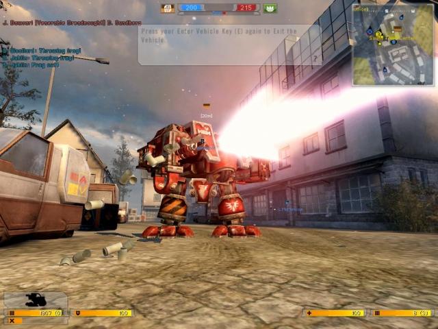 Game Mods Battlefield 1942 Battlefield 40K Mod MegaGames