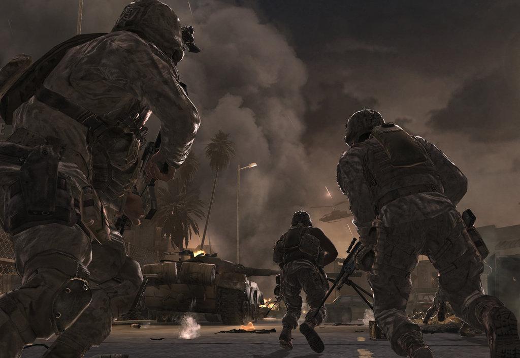 Demos PC Call Of Duty 4 Modern Warfare Demo MegaGames