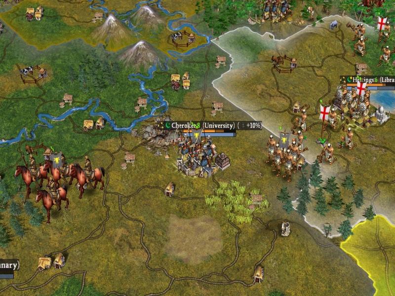 Games Civilization IV MegaGames