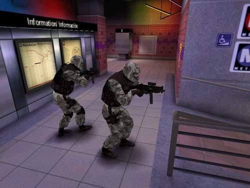 Demos PC SWAT 3 Tactical Game Of The Year MegaGames
