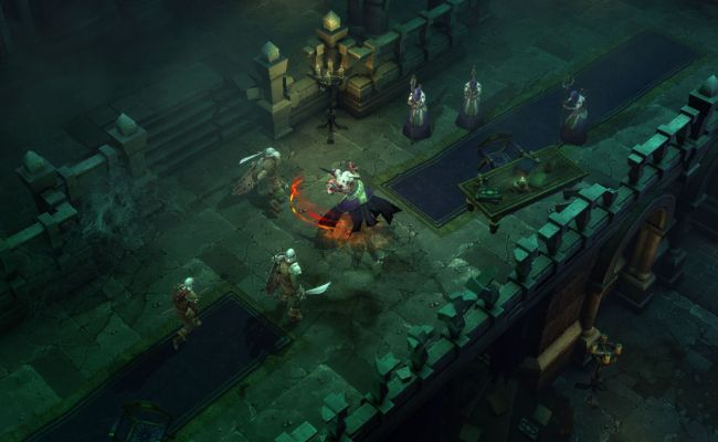 Video Trailer Diablo 3 Gameplay Trailer High Res