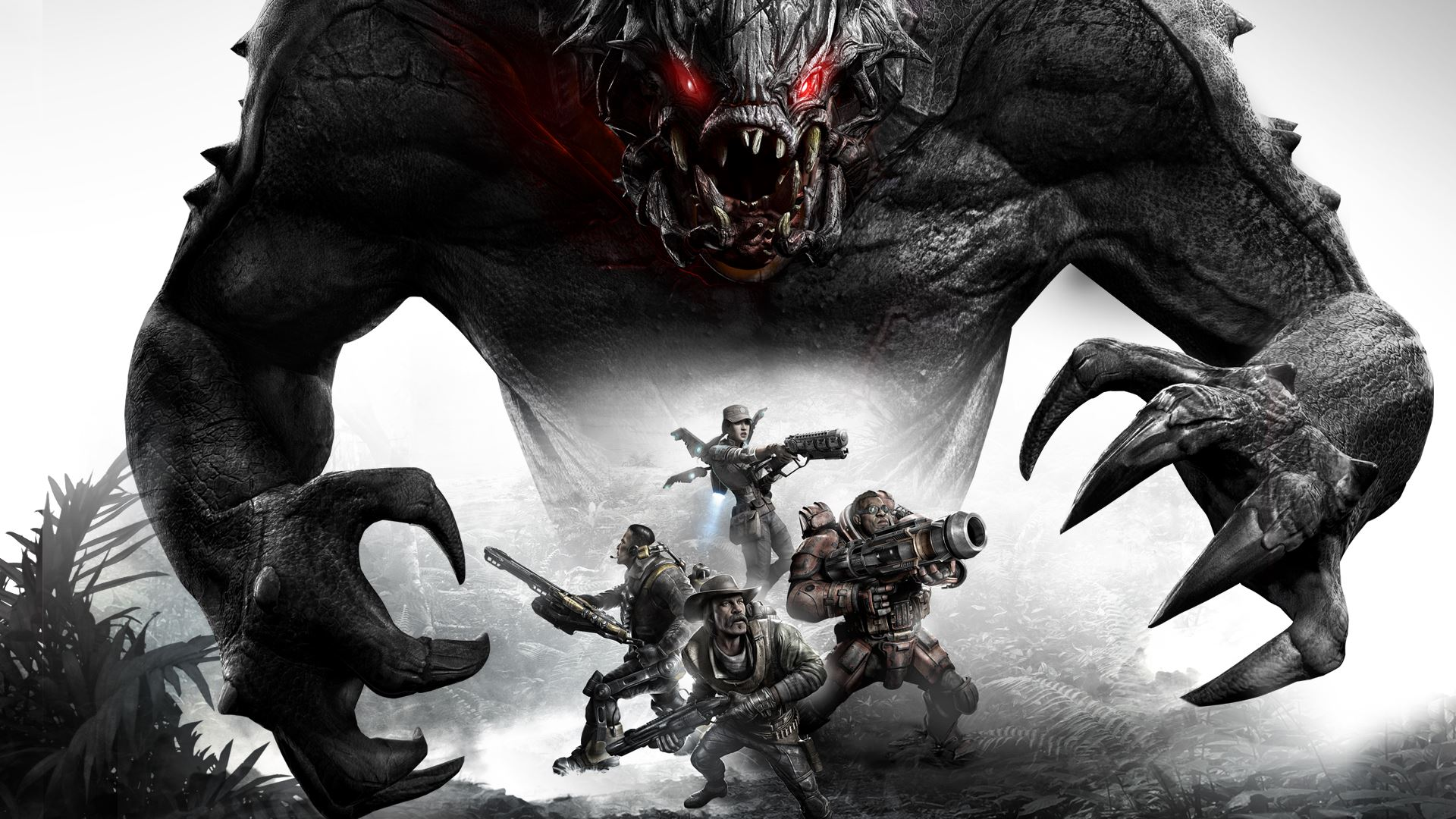 News: Now you can hunt monsters for free in Evolve | MegaGames
