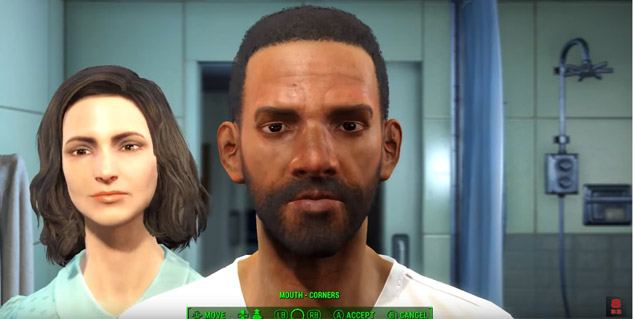 news fallout 4 character