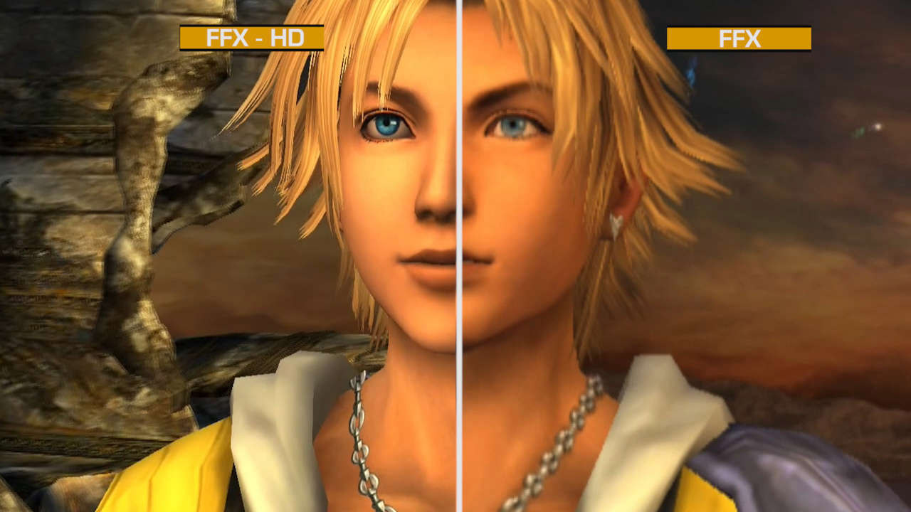 News Final Fantasy X And X2 HD Remasters Will Hit Steam This Week MegaGames