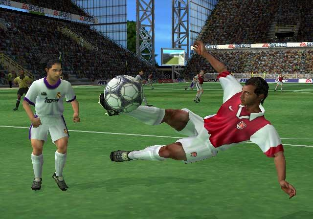 historia serii fifa FIFA 2001