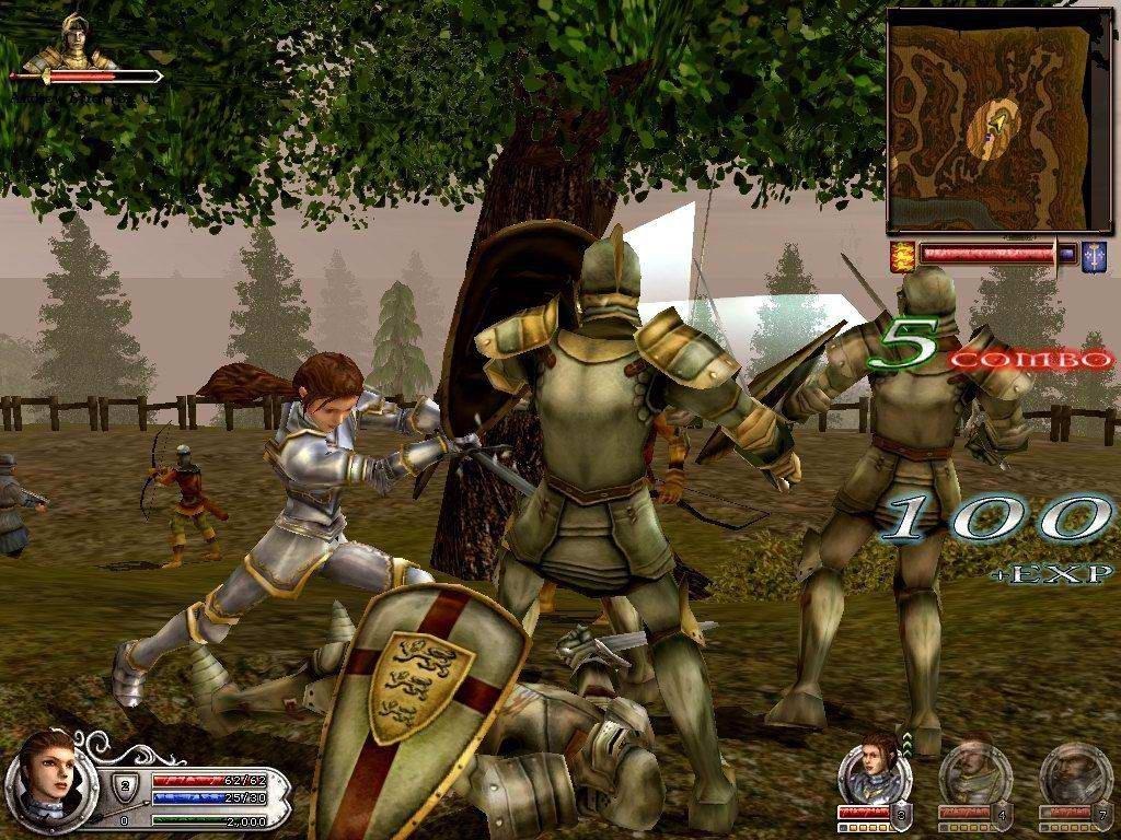 Demos PC Wars And Warriors Joan Of Arc Demo MegaGames