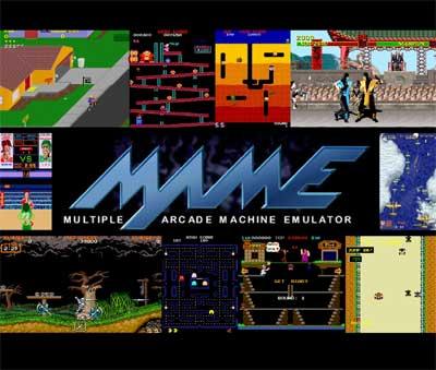 S  MAME v0133  MegaGames
