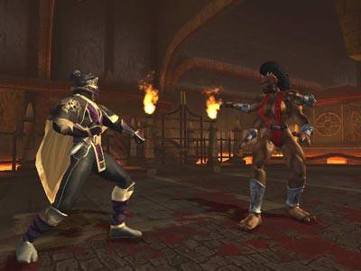 Video Trailer Mortal Kombat Armageddon Wii Character