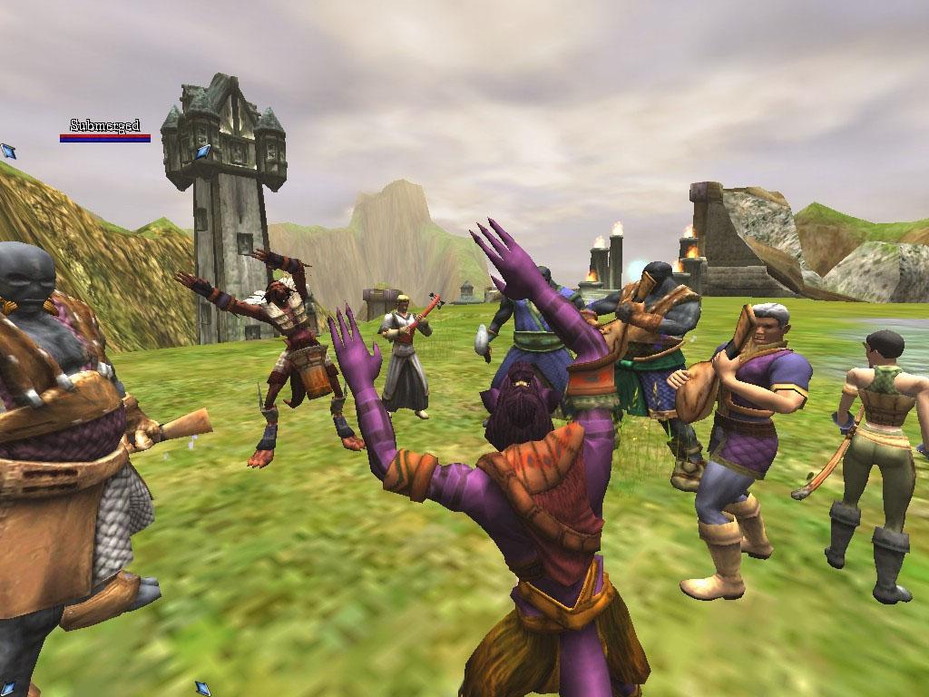 Games Asherons Call 2 Public Beta MegaGames