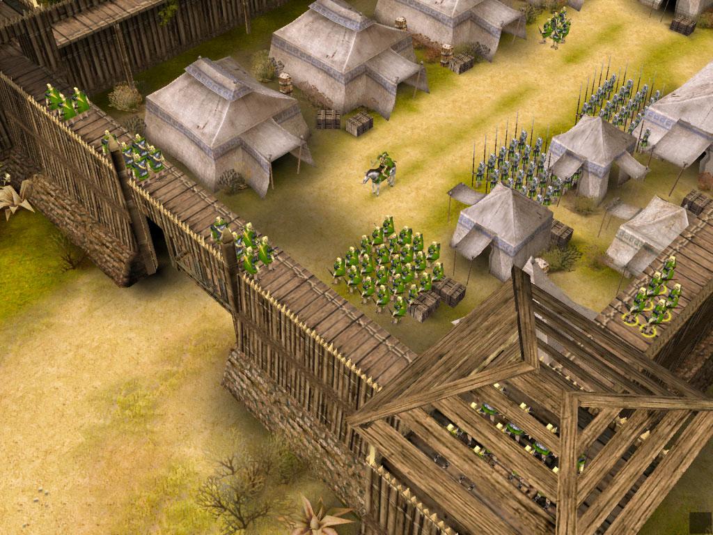 Demos PC Praetorians Multiplayer Demo  MegaGames