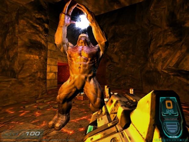Game Mods Doom 3 Zombie Mode V10 MegaGames