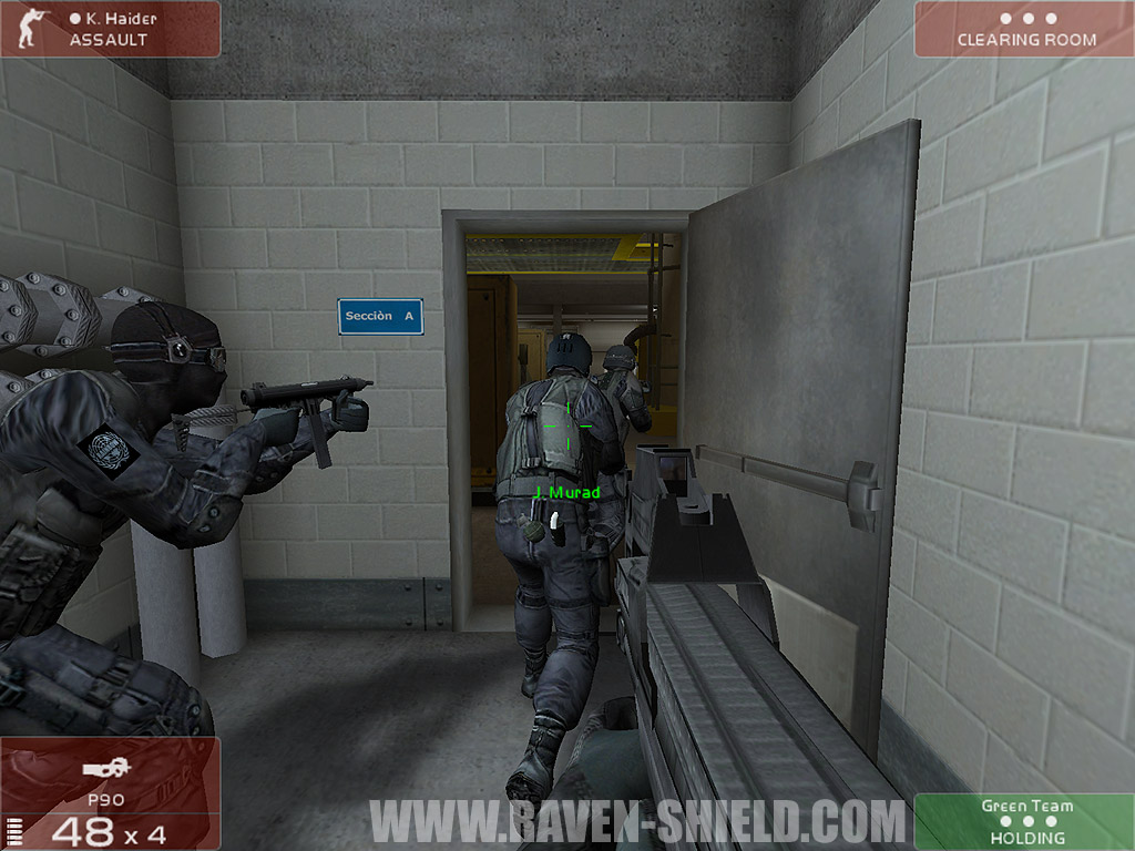 Game Patches: Raven Shield Multiplayer Demo v1.1a Patch   MegaGames