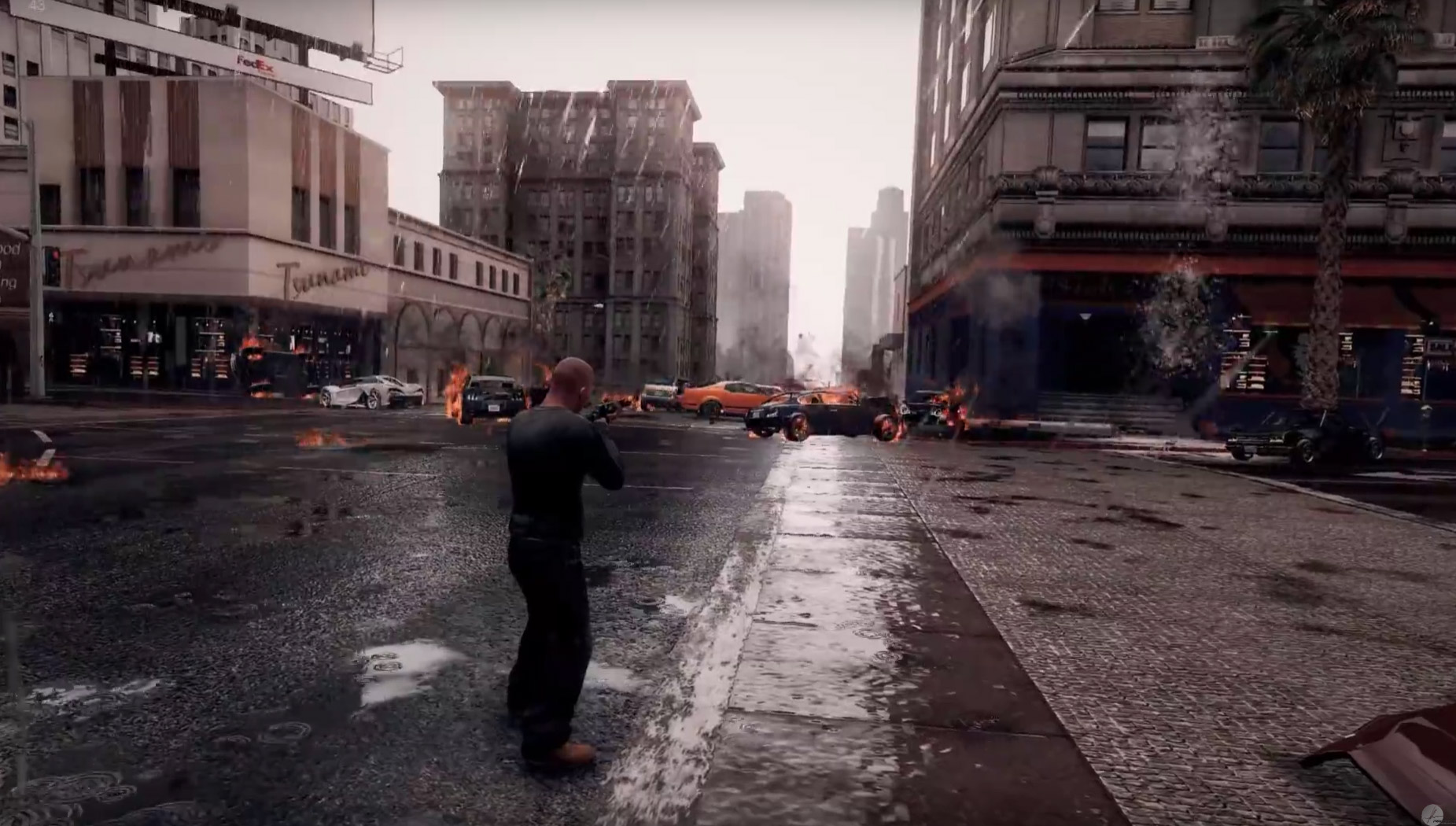 News Did GTA V Redux Mod Steal From VisualV MegaGames
