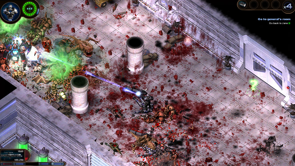 Game Trainers Alien Shooter 2 Conscription 9 Trainer H4x0r MegaGames
