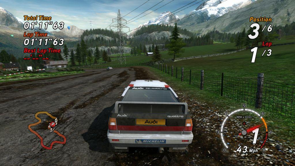Demos PC SEGA Rally Revo Demo MegaGames
