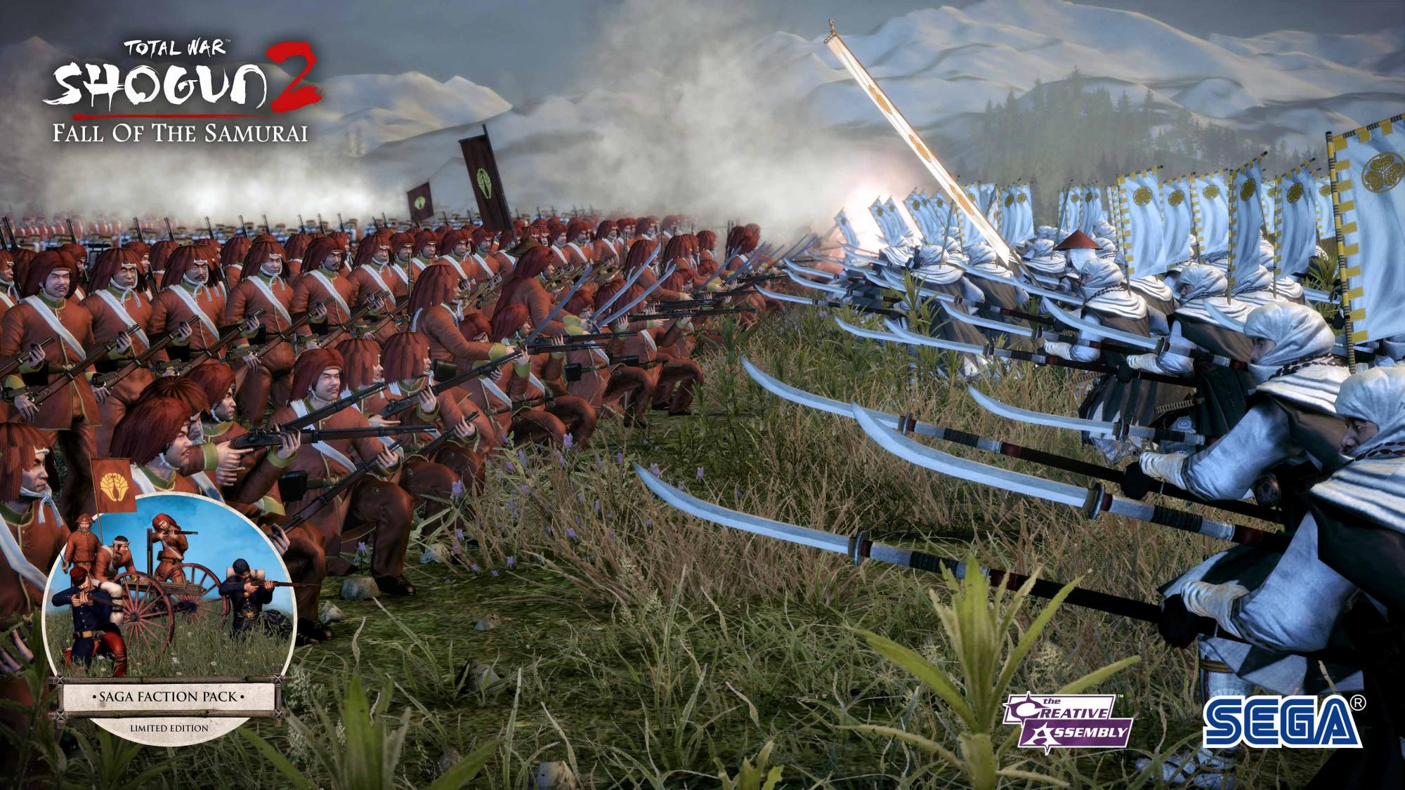 Shogun Total War Game Trainers Shogun 2 Total War Fall Of The Samurai