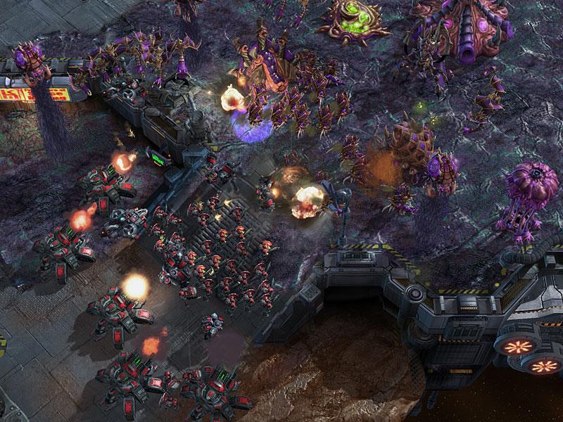 News Blizzard Admits Dawn Of War II Influence On StarCraft 2 MegaGames