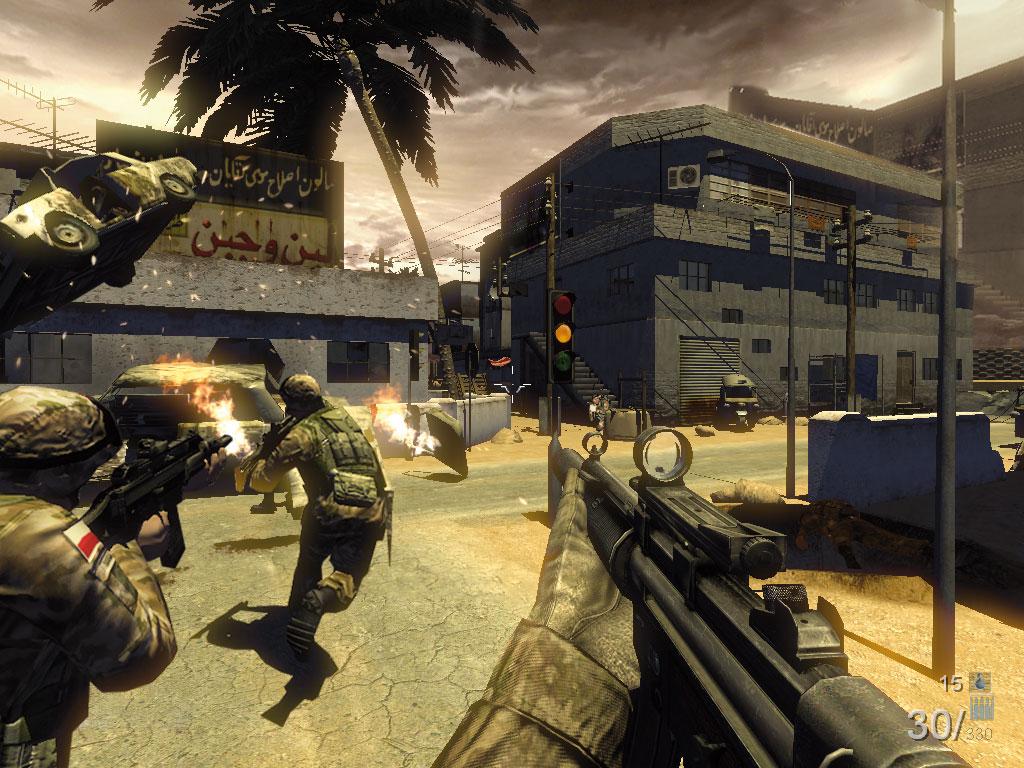 Demos PC Terrorist Takedown 2 Demo MegaGames