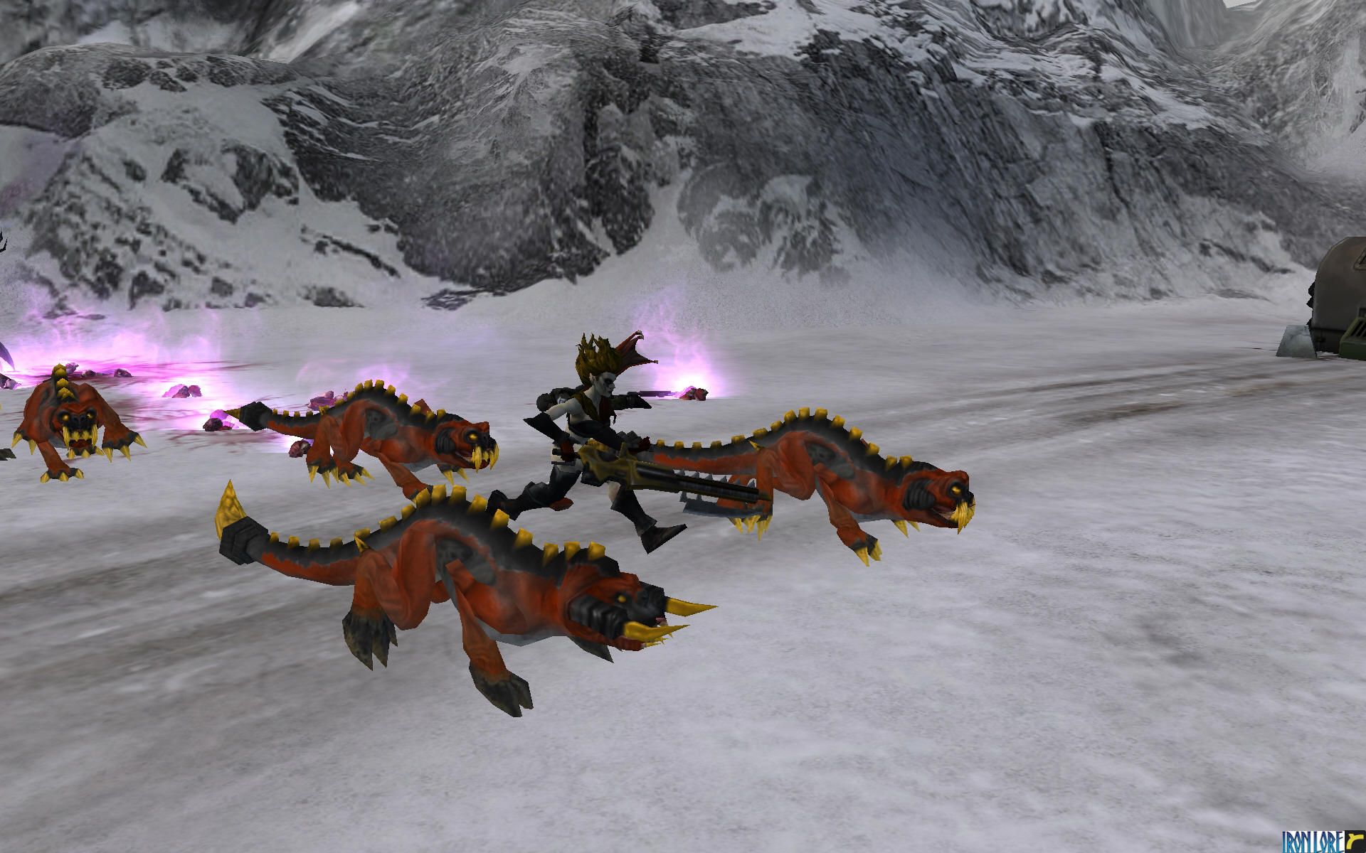 Game Trainers Warhammer 40K Dawn Of War Soulstorm Races Unlocker MegaGames
