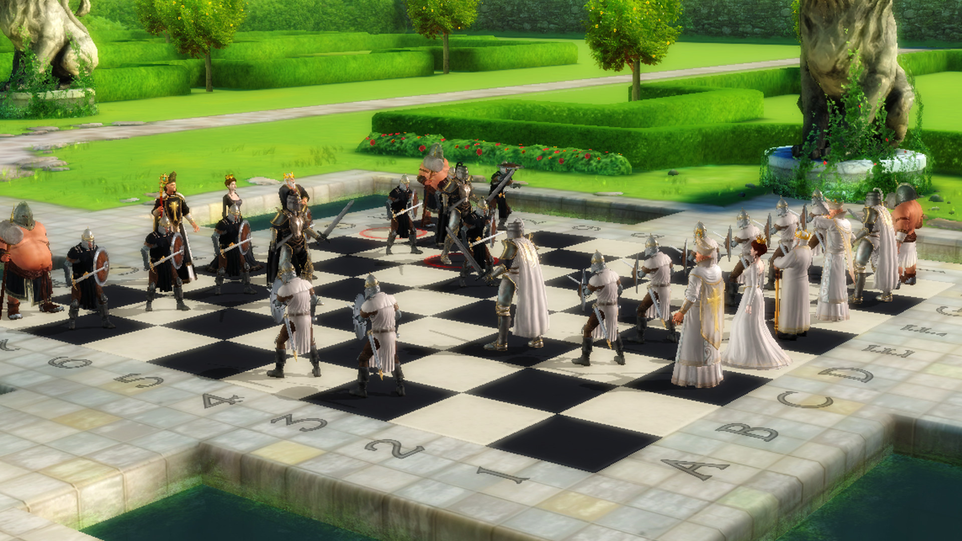 Chess Board 3d Wallpaper Game Fix Crack Battle Chess Game Of Kings B8227 All No