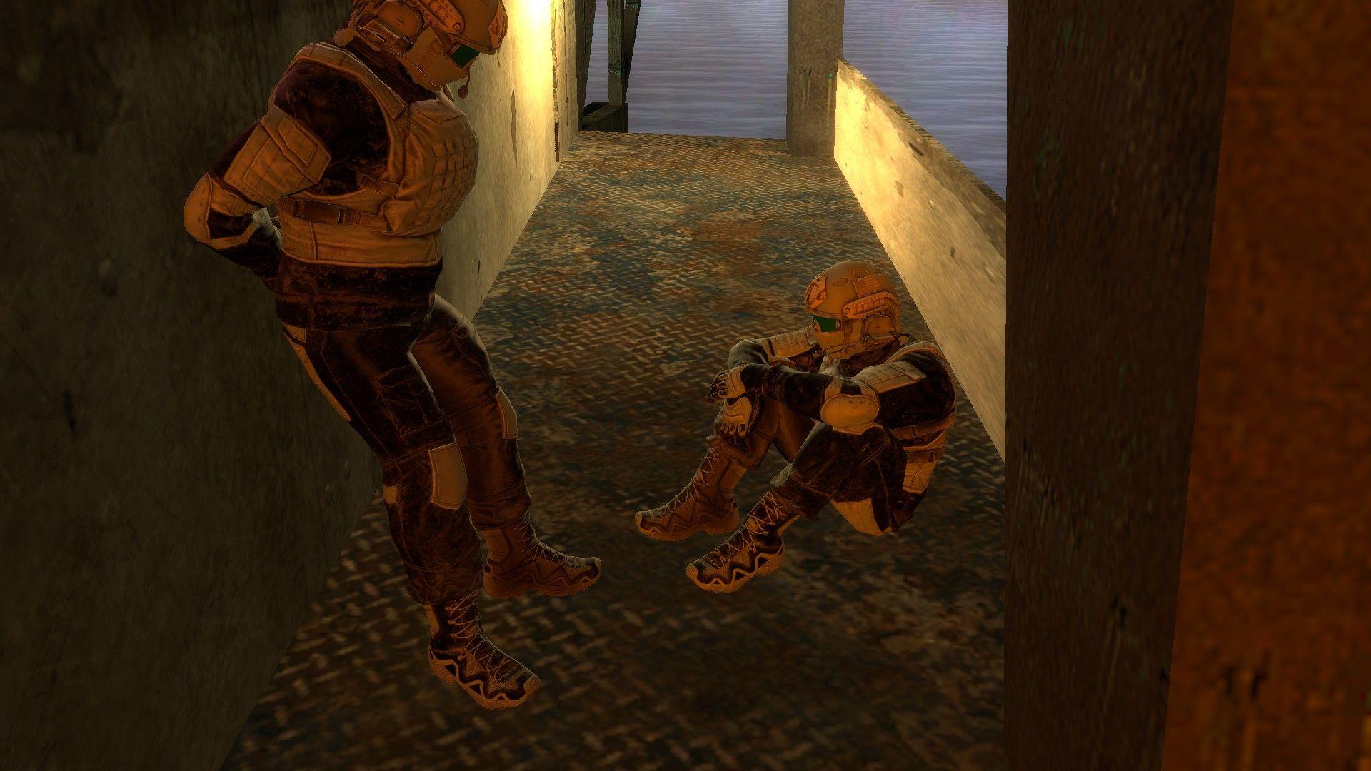 Games Hunt Down The Freeman MegaGames