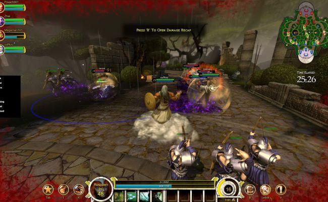 Video Trailer Smite Battleground Of The Gods