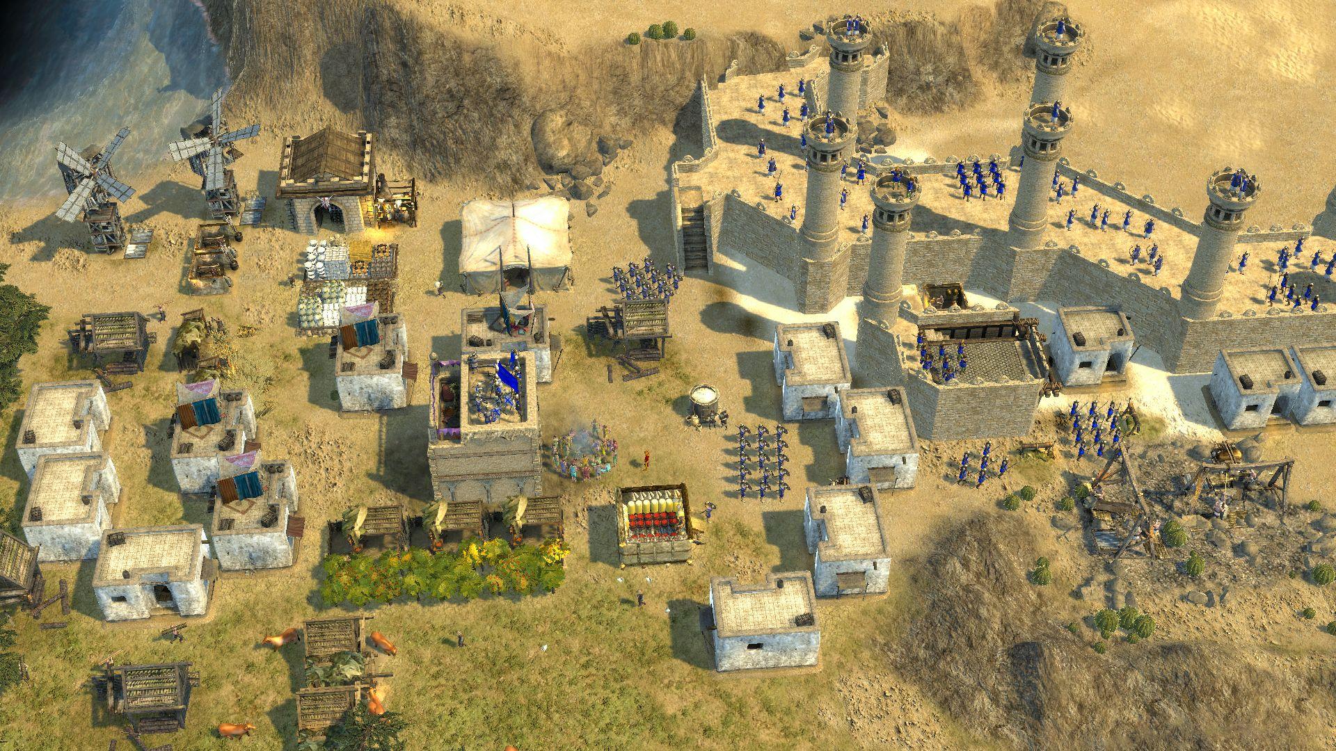 Game Fix  Crack Stronghold Crusader 2 v10 All NoDVD Codex NoDVD NoCD  MegaGames