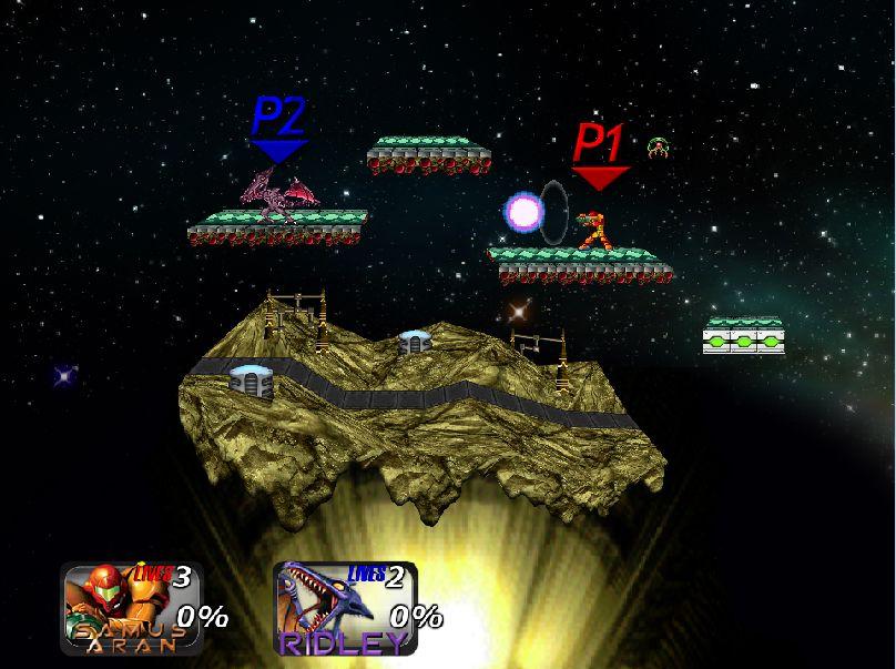 Demos PC Super Smash Bros Crusade Demo V09 MegaGames