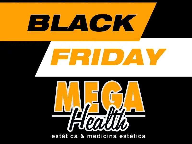 Black Friday de Mega Health