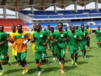 Nigeria vs Zambia: Chipolopolo arrive in Abuja