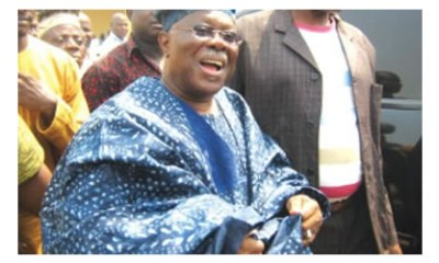 PDP Leaders Rally Forces For Bode George On Chairmanship Aspiration