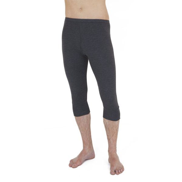 Mens Thermal Underwear 3 4 Length Long Johns