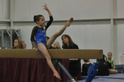 Ice Breaker Invitational 2012 Beam Mount - Level 5