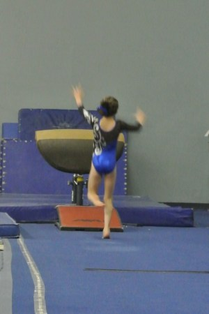 Queen of Hearts Invitational 2012 Vault Run - Level 5