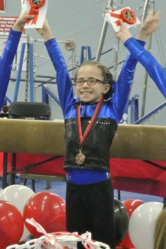 Queen of Hearts Invitational 2012 Floor Awards - Fourth - Level 5