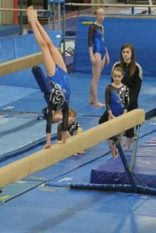 Judges' Cup 2012 Beam Dismount - Level 6