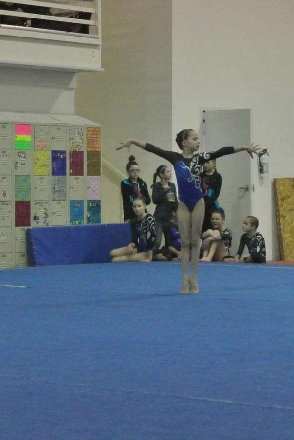 Ice Breaker Invitational 2013 Floor Dance - Level 6