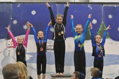 Ice Breaker Invitational Bars Awards - Third - Level 6