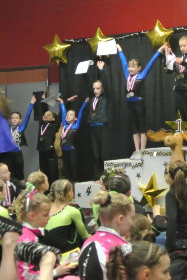 Idaho State Championships All-Around Awards - Sixth - Level 6