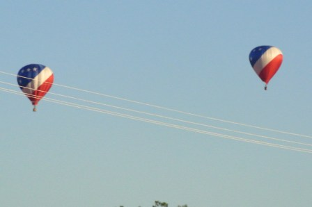 Saturday Balloon Launch 11