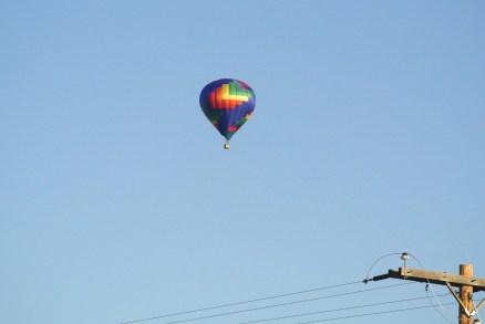 Saturday Balloon Launch 18