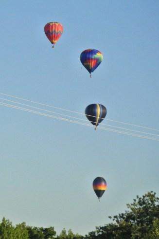 Saturday Balloon Launch 27